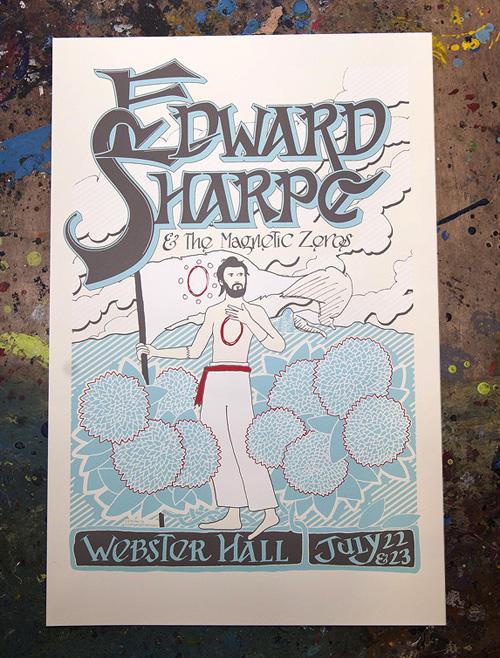 Edward_Sharpe_Webster_Hall_Poster