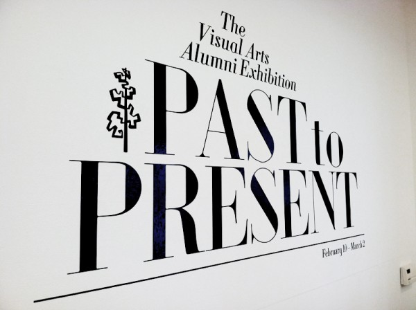 CJDunn_Past_to_Present_Exhibition_gallery_vinyl_lettering