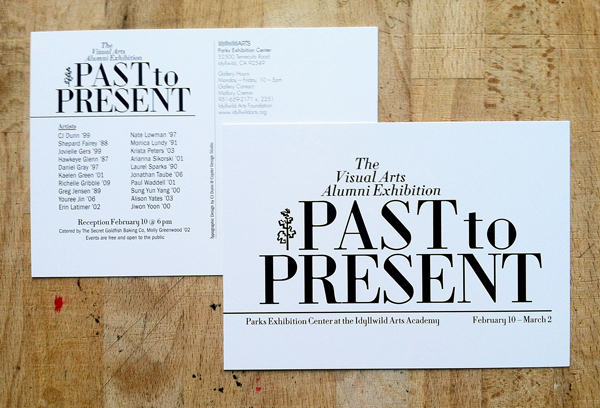 CJDunn_Past_to_Present_Exhibition_postcard